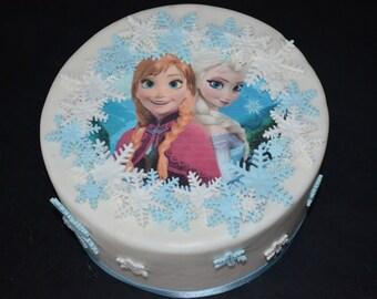 Ready -to- Ship Frozen Cake Decorating Kit