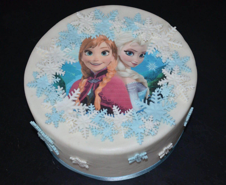 Ready to Ship Frozen Cake Decorating Kit
