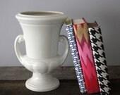 Ceramic Trophy Urn Vase