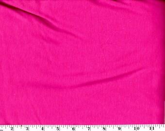 1 Yard, Pink Jersey Knit