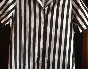 Sears Vintage Jail/Referee Shirt!