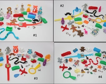 SALE - Discounted Random Alphabet Objects - Miniature Objects for Phonics - Montessori