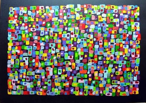 xxl abstrakt art 55 x 40 ( 140 x 100 cm)
