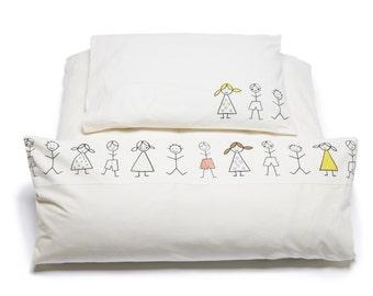 Duvet Cover + Pillowcase