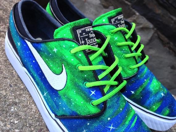 Galaxy Janoski -Nike Zoom Stefan Janoski Galaxy-Galaxy