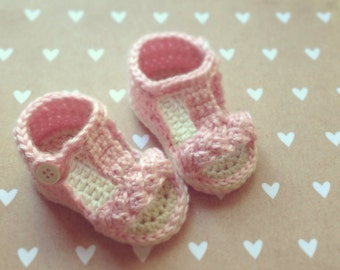Baby sandals , baby shoes