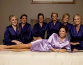 Beautiful Bridesmaid Robe for the Bridal Party SET OF 4