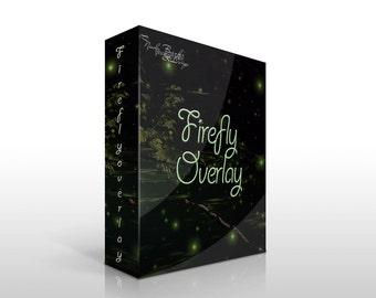 Photoshop Firefly Overlay