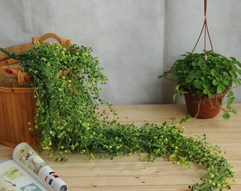 85cm 120cm 5pcs Artificial flower hanging basket flower vine plastic artificial plants Ivy Garland