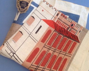 Vintage Towel Poznan New Old Stock