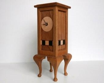 clock mantel or shelf