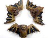 Bat Light Pull by Zoo Ceramics
