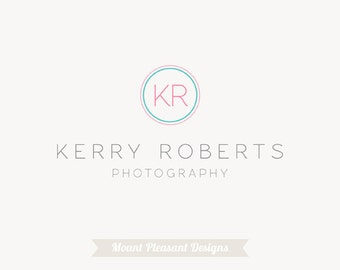 Premade logo design - business logo design and watermark