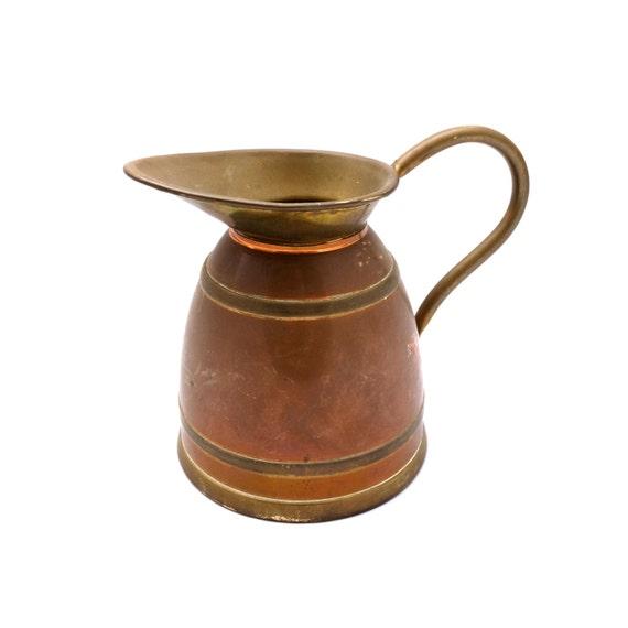 Peerage copper jug | Etsy
