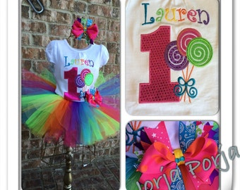 Lollipop Tutu set