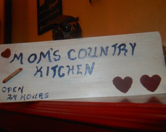 Mom's Kitchen-Open 24 Hours