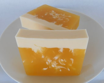 Oatmeal Milk and Honey - Handmade Glycerin Soap