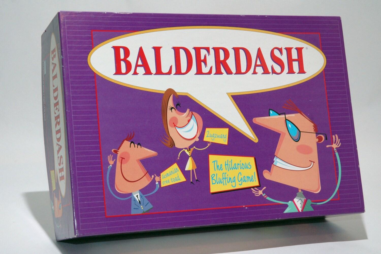 Absolute Balderdash CAN003