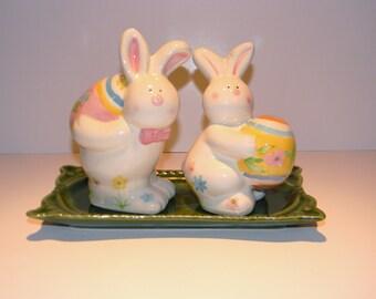 Easter Egg Bunny Parade