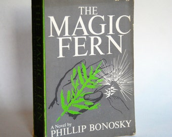 Vintage Book, The Magic Fern.