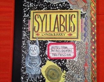 Can you DIG IT? Lynda Barry Syllabus Winter Solstice Go For It Gift Pack!