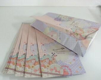 Lovely  Envelope Paper Bag - 10  Bags