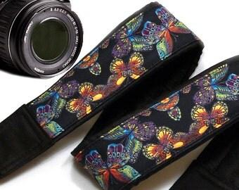 Butterflies  Camera Strap.  Camera Strap,  Camera Accessories