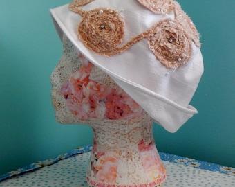 Tea Towel Hat
