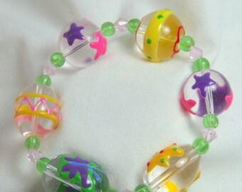 Playful Spring Bracelet