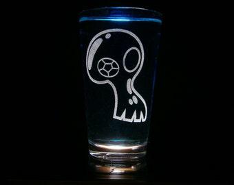 Dr. Caballeron - Cutie Mark Pint Glass