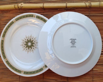 Noritake Ruskin Pattern 2057 Made In Japan Dinner Set Bread and butter plate 5 Available
