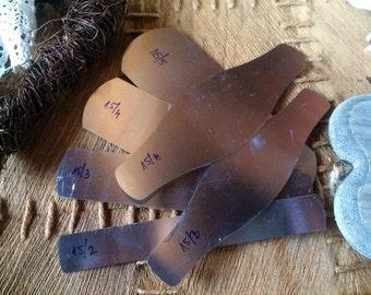 Aluminium bracelet blank, Aluminum Cuff Bracelet Blanks Mix 6 pcs Aluminium cuff base 15 cm