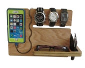 Watch and eye dock - iPhone 6 with case support