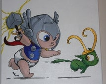 Popular items for baby thor on Etsy