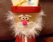 Santa is here and he comes bearing gifts! Wonderful goat milk gifts!