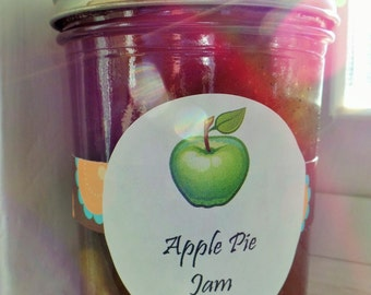 Apple Pie Jam: Half Pint