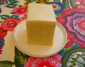 Natural Olive Oil Soap - 100%