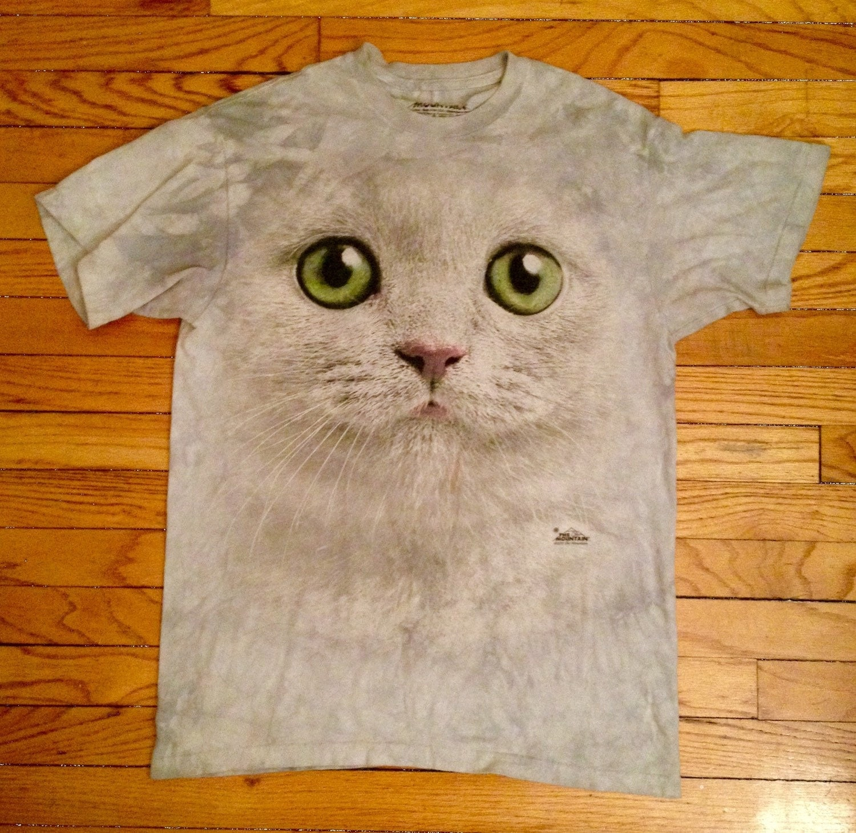c35beda1f4d8 Golf Wang Tie Dye Cat Shirt - BCD Tofu House