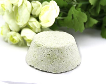Deep cleansing shampoo bar