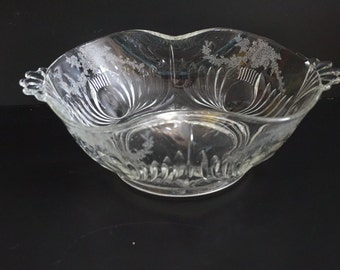 Vintage, Cambridge Glass Dish