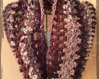 Crochet Infinity Scarf/Cowl