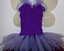 Vidia, the fairy, inspired tutu dress costume