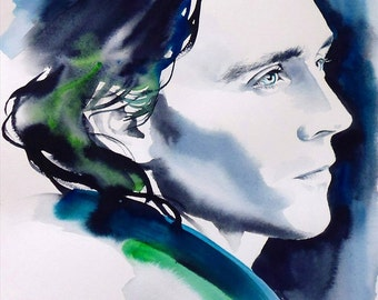 """Shop """"loki"""" in Art & Collectibles"""
