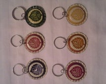 Odell Bottle Cap Keychains, Odell Keychains, Odell Accessories, Colorado Brewery, Odell Bottle Caps, Beer Accessories, Beer Keychains