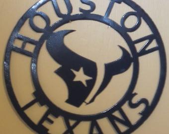 Houston Texans Sign Metal