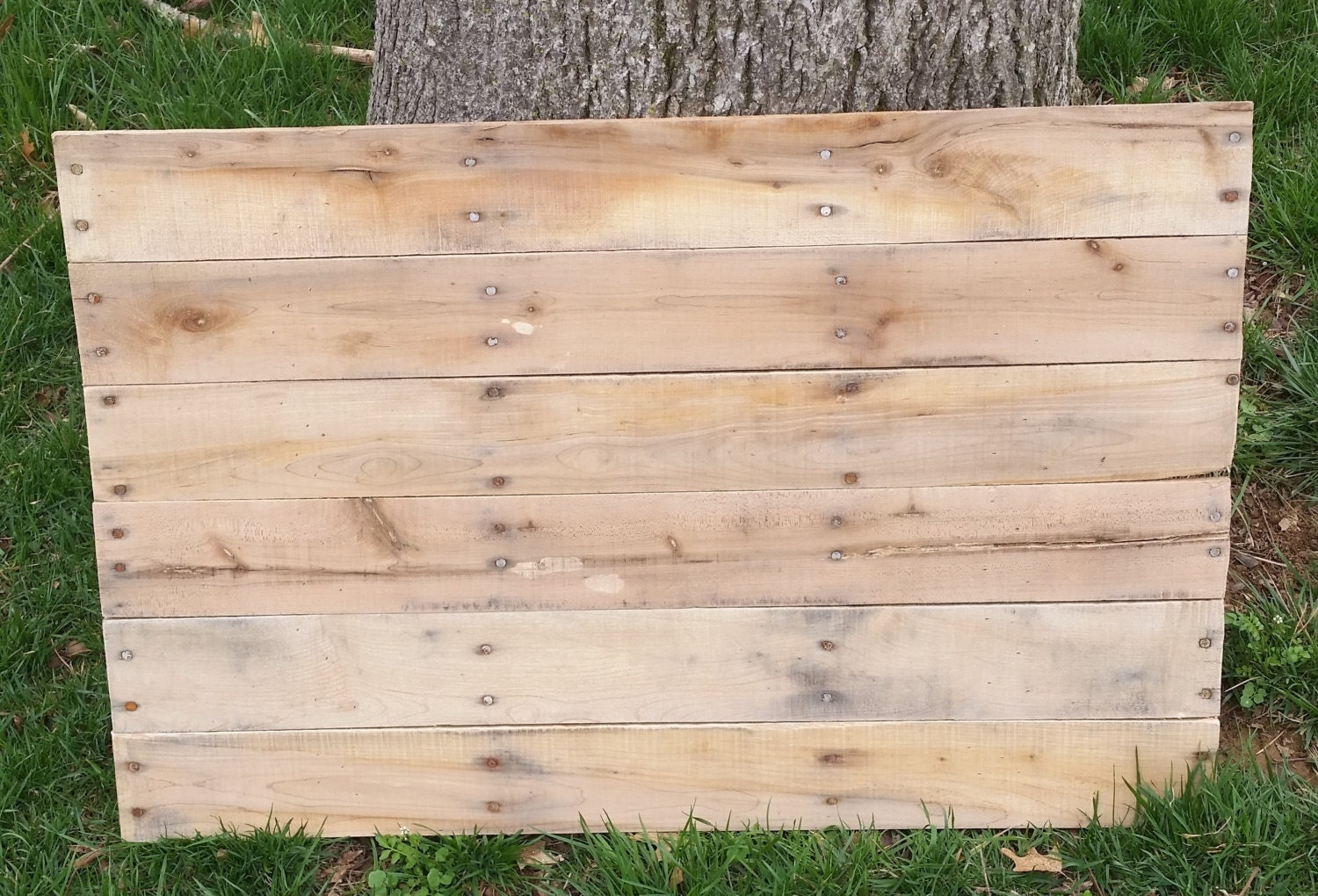 Blank Reclaimed Wood Pallet Sign Plaque 20 X 30