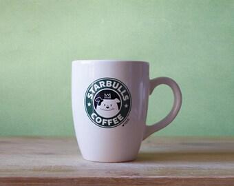 English Bulldog Coffee Mug  Starbulls by Paopao