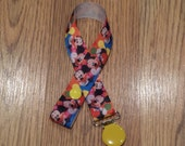 Disney Mickey Mouse and Friends Ribbon Pacifier Binky Clip