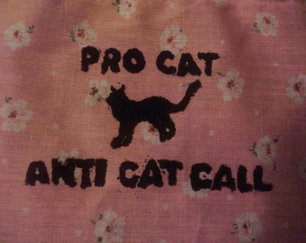 Pro-Cat Anti-Cat Call Patch