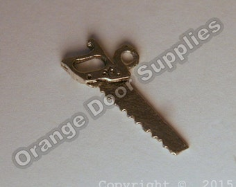 Saw Charms 15mm- 4 Pcs